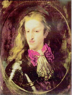 Carlos II (II)