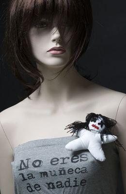 Muñeca de trapo.