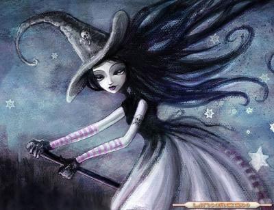 Cosa de brujas.