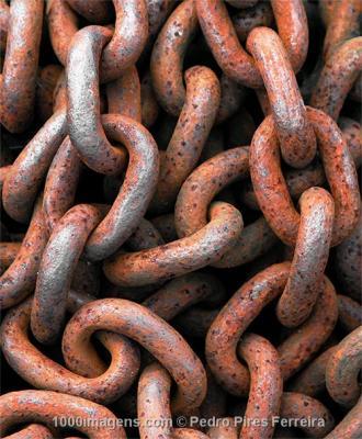 Una cadena...