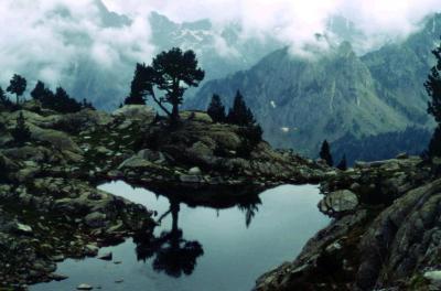 """Origen de la palabra """"Pirineos""""."""